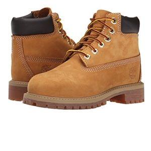 Timberland Kids Premium Waterproof Boot Sneaker